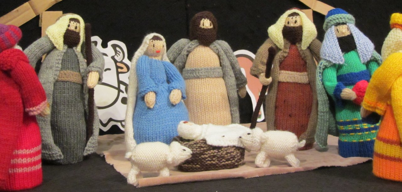 Crib Service plan for Christmas Eve, with an idea that's simple but brilliant